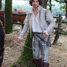 Porthos's Costume