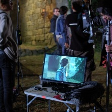 Video Village Behind the Scenes